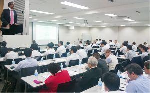"""Seminar on """"Emerging Trade and Investment Opportunities in Pakistan"""" held in Nagoya"""